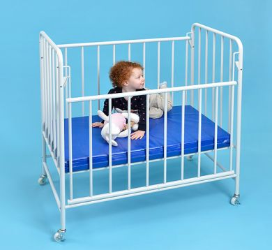 Children S Drop Sided Cot