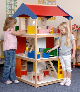 Giant Dolls House